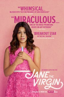 Am gasit un serial tare: Jane the Virgin!